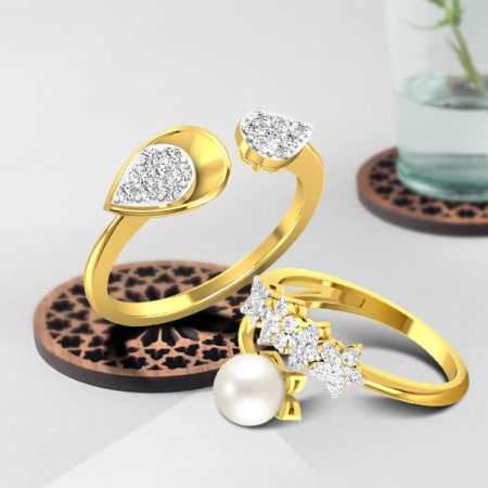 Kchinnadurai: View our entire collection of rings jewellery for women at our online shop today.